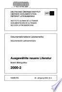 Boletín de documentación latinoamericana