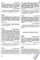 Boletín de información