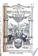 Boletín de la Dirección de Fomento