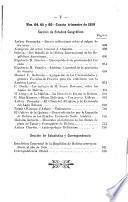 Boletín de la Oficina Nacional de Estadística