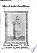 Boletín de la Sociedad Indianista Mexicana