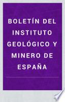 Boletín del Instituto Geológico y Minero de España