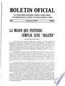 Boletin oficial de la agencia general de la Secretaria de agricultura y fomento en Sinaloa y Nayarit, y de la Comision catastral y de estudio de los recursos naturales de Sinaloa. t.1, no.1-2; abril-julio 1920