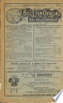 Boletin oficial de la Bolsa de Comercio de Rosario