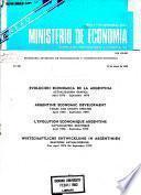 Boletín semanal del Ministerio de Economía