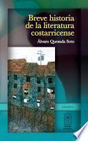 Breve historia de la literatura costarricense