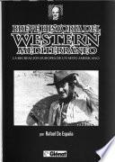 Breve historia del western mediterráneo