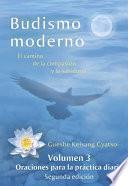 Budismo moderno - Volumen 3: Oraciones para la práctica diaria