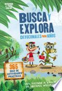 Busca y Explora - Devocionales para Niños