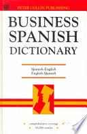Business Spanish Dictionary