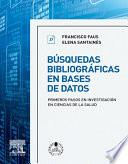 Búsquedas bibliográficas en bases de datos + StudentConsult en español