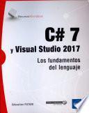 C# 7 y Visual Studio 2017