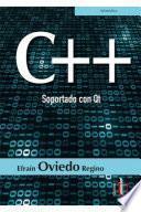 C++ Soportado con Qt