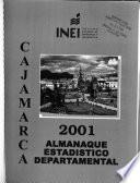 Cajamarca, almanaque estadístico departamental