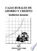 Cajas rurales de ahorro y crédito
