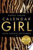Calendar Girl 3 (Edición Cono sur)