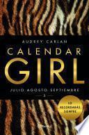Calendar Girl 3 (Edición mexicana)