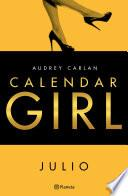 Calendar Girl. Julio (Edición Cono Sur)