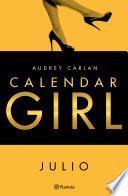 Calendar Girl. Julio (Edición mexicana)