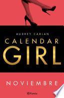 Calendar Girl. Noviembre (Edición mexicana)