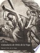Calendario de Ortiz de la Vega