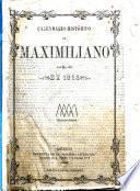 Calendario histórico de Maximiliano