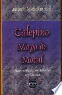 Calepino maya de Motul