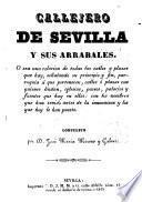 Callejero de Sevilla y sus arrabales