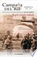 Campaña del Rif, Marruecos 1859-1927