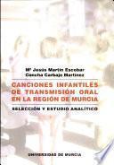 Canciones infantiles actuales en la región de Murcia