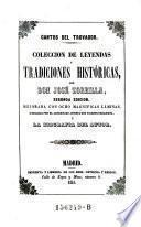 Cantos del trovador. Coleccion de leyendas y tradiciones historicas. Segunda edicion