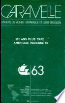 Caravelle: Cahiers du Monde Hispanique et Luso- Bresilien
