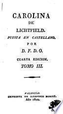 Carolina de Lichtfield