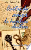 Cartas de amor de hombres ilustres