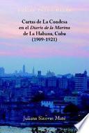 Cartas de la condesa en el Diario de la Marina de La Habana, Cuba (1909-1921)