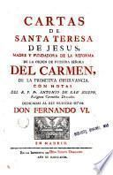 Cartas de Santa Teresa de Jesus, 2