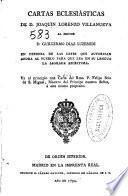 Cartas eclesiásticas
