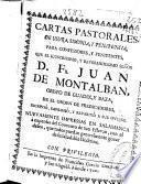 Cartas pastorales de usura, simonia y penitencia para confessores y penitentes