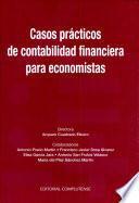 Casos prácticos de contabilidad financiera para economistas