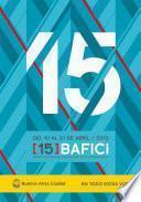 Catálogo 15 BAFICI