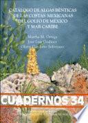 Catálogo de algas bénticas de las costas mexicanas del Golfo de México y Mar Caribe