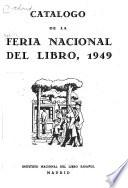 Catálogo de la Feria Nacional del Libro