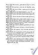 Catecismo Pastoral y prontuario moral Sagrado de platicas doctrinales y espirituales sobre todos los puntos de la Doctrina Christiana ...