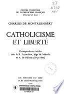 Catholicisme et liberté