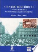 Centro histórico Ciudad de México