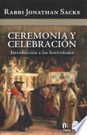 Ceremonia y Celebración