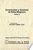 Ceremonias y Caminos de Eshu Eleguara