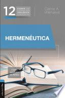 CFTE 12- Hermenéutica