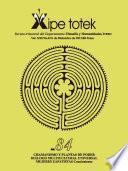 Chamanismo y plantas de poder diálogo multicultural universal mujeres zapatistas (Xipe totek 84)