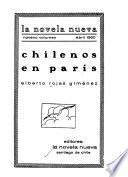 Chilenos en París